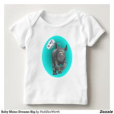 A baby rhino's ontological argument for the existence of unicorns.    #baby #romper #kids #babies #toddler #toddlers #newborn #parents #parenting #kids #kidswear #kidsfashion #babyfashion