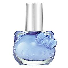 "Hello Kitty nail polish at Sephora! I have it in ""Purple Sprinkles"""