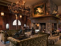Asheville's Grand Bohemian Hotel is one part 19th century hunting lodge, one part Bavarian castle, and one part phenomenally good farm-to-table restaurant.