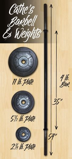 Weight Sets For Sale, Training Tips, Strength Training, Cathe Friedrich, Fitness Tips For Women, Healthy Beauty, Workout Ideas, Barbell, Daily Deals