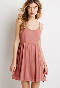 "Cami Babydoll Dress | Forever <a href=""tel:21 - 2000053026"">21 - 2000053026</a> $17.90"