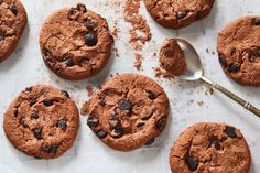 Dairy Free Chocolate Chips, Chocolate Chip Banana Bread, Chocolate Protein, Chocolate Chip Cookies, Cacao Chocolate, Peanut Butter Protein Cookies, How To Cook Grits, Candied Sweet Potatoes, Post Workout Food