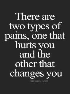 I'm so full of pain