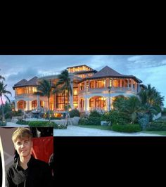 Justin Bieber's home??? wow.