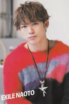 Naoto 3代目j Soul Brothers, Handsome Actors, Japanese Artists, Pretty And Cute, High Low, Celebrities, Hair Styles, Boys, Beautiful