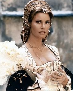 Raquel Welch - The Three Musketeers and The Four Musketeers - superstock.com