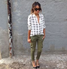 1000 Images About Skinny Green Cargo Pants Outfits On
