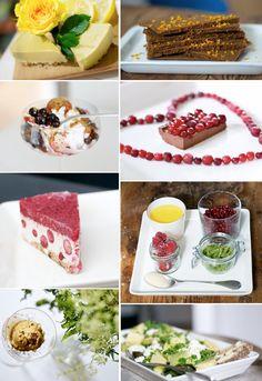 Raakaruoka, raakaruokareseptit, gluteeniton resepti, maidoton - HaLo | Lily.fi