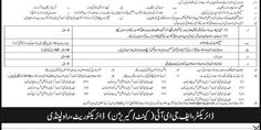 Federal Govt Educational Institutions Cantts and Garrisons Jobs