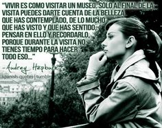 Trendy Way: Our huckleberry Audrey Frases Audrey Hepburn, Spanish Quotes, Powerful Women, Old Hollywood, Woman Quotes, Life Is Beautiful, Strong Women, Picture Quotes, Wise Words