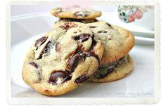 une gamine dans la cuisine: Cook's Illustrated Chocolate Chip Cookies (recipe rewind)