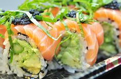 mmm always in the mood for sushi