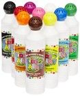 Crafty Dab Kids Paints – Set of 10 – Assorted Colors – Scented
