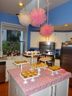Tea Party ideas for kids including foods