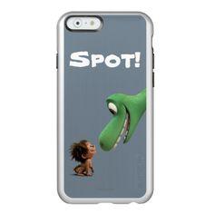 Spot And Arlo Closeup