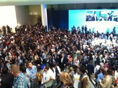 Dreamforce traffic jam. Be sure to map out back roads for faster exit post popular keynotes. #df12