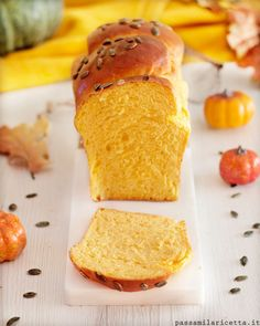 Water Roux, Creative Food, Pumpkin Recipes, Pumpkin Spice, Bread Recipes, Bakery, Food And Drink, Healthy Recipes, Homemade