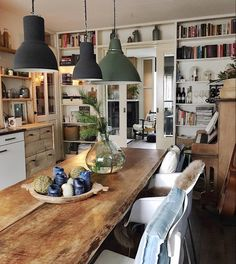 Küchen Design, Cozy House, Home Interior Design, Interior Design Magazine, Interior Inspiration, Inspiration Wall, Home And Living, Home Kitchens, Kitchen Remodel
