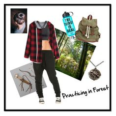 """~ Practicing in Forest ~"" by annabeltoom ❤ liked on Polyvore featuring NIKITA, H&M, Victoria's Secret PINK and Wet Seal"