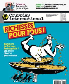 Courrier international  1305 - 5 novembre 2015