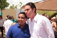 Desde el Congreso de la Unión seré uno de los principales aliados de la juventud mexicana afirmó el Diputado Federal electo, Remberto Estrada Barba,