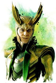 There are no men like me Loki Print by elleisamonster on Etsy