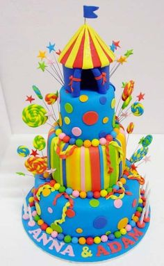 Carnival Cakee