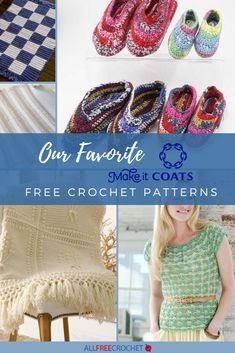 Great Image of Coats And Clark Crochet Patterns Coats And Clark Crochet Patterns Our 8 Favorite Coats And Clark Free Crochet Patterns Red Heart Crochet Coat, Filet Crochet, Crochet Scarves, Crochet Yarn, Crochet Clothes, Red Heart Crochet Patterns, Vintage Crochet Patterns, Knitted Afghans, All Free Crochet