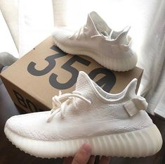 """check out 25725 fa31f YEEZY BOOSTS on Instagram  """"Tag me in pics of your new Cream Yeezys for a  repost 🙌"""""""