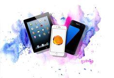 Apple & Samsung Tech Shop