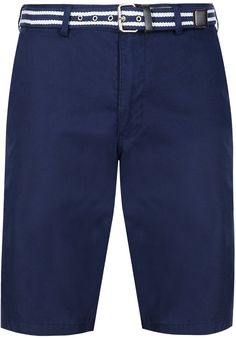 Blue Harbour Cotton Rich Belted Shorts £16 46% OFF!