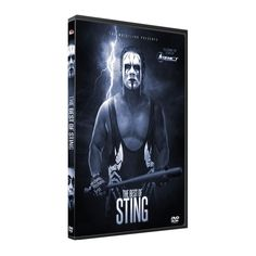 TNA Best of Sting DVD