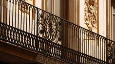 balcony Cast Iron, Balcony, Gate, Barcelona, Stairs, Home Decor, Photo Illustration, Terrace, Ladders