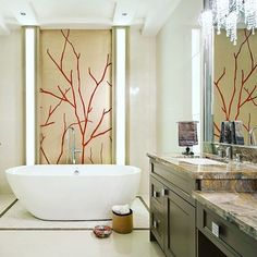 Design Ideas For A Small Master Bathroom