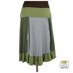 Secret Lentil skirt