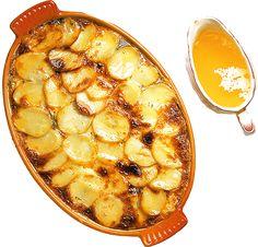 Laxpudding är perfekt till matlådan | Recept från Köket.se