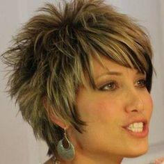 Trend Frisuren 10 kurze und freche Haarschnitte Do You Have the Right Blades for Short Sassy Haircuts, Short Shag Hairstyles, Hairstyles Haircuts, Female Hairstyles, Teenage Hairstyles, Boy Haircuts, Layered Haircuts, Hairdos, Short Textured Hair