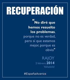 Recuperación #DEN2014