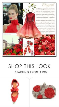 """""""Elegance"""" by beograd-love ❤ liked on Polyvore featuring Whiteley, Carrano and Santi"""