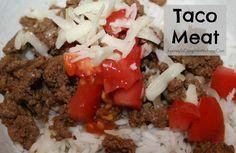 Recipe: Taco Meat