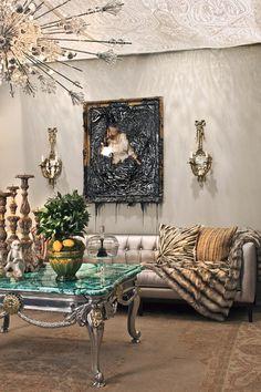285 best hollywood regency glamour images houses luxury arredamento rh pinterest com