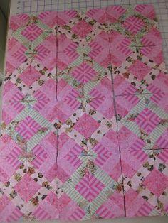 Hidden Wells Quilt Pattern Tutorial