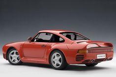 Porsche 959   1:18-Scale Diecast Model Car by AUTOart   Front Quarter