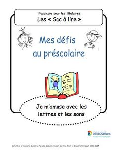 Co Parenting Counseling Preschool Literacy, Kindergarten Activities, Parenting Plan, Kids And Parenting, Grade 1 Reading, French Classroom, Teaching French, Teaching Tools, School Projects