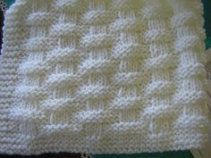 Baby Knitting Patterns Blanket This is the easiest baby blanket with the most classic look. A quick and satisfy… Easy Knit Baby Blanket, Free Baby Blanket Patterns, Crochet Baby Blanket Beginner, Knitted Baby Blankets, Baby Knitting Patterns, Baby Patterns, Crochet Patterns, Cable Knit Blankets, Knitted Afghans