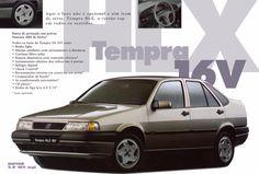 1997 Fiat Tempra HLX - Brasil