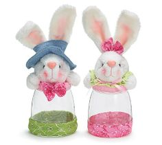 Set of 2 Large Easter Bunny Boy and Girl Acrylic Candy Jar Burton & Burton,http://www.amazon.com/dp/B00IVSRF8S/ref=cm_sw_r_pi_dp_.S8stb0D7MGQ61S3