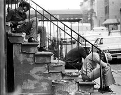 17 Best images about Stoops & Fire Escapes on Pinterest | Front ...