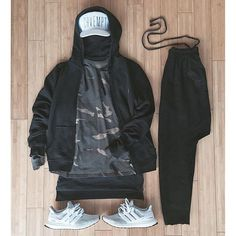 Outfit grid - Neat on the street
