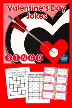 fun valentine's day bingo